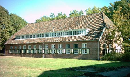 gebouw ministerie landbouw
